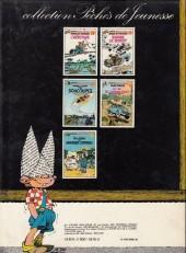 Verso de Blondin et Cirage -93a- Les soucoupes volantes