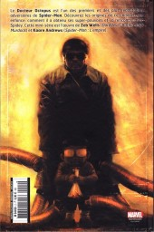Verso de Marvel Collector -2- Spider-Man/Docteur Octopus - Année un