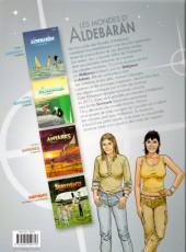 Verso de Aldébaran -5b2012- La Créature