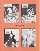 Verso de Le chevalier blanc -6- L'agresseur inconnu