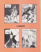 Verso de Le chevalier blanc -7- Le signe fatal