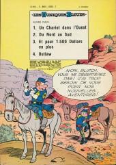 Verso de Les tuniques Bleues -4a1973- Outlaw