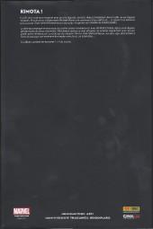 Verso de Miracleman (Panini) -1TL- Un rêve éthéré