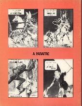 Verso de Le chevalier blanc -9- L'usurpateur