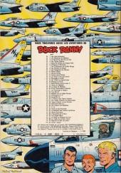 Verso de Buck Danny -16e1980- Menace au nord