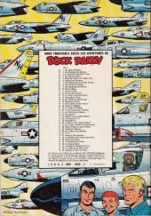 Verso de Buck Danny -21b1979- Un prototype a disparu