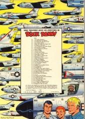 Verso de Buck Danny -22c1980- Top secret