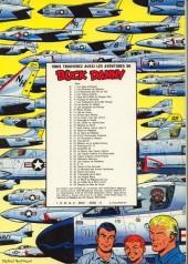 Verso de Buck Danny -23b1980- Mission vers la vallée perdue