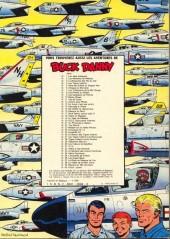 Verso de Buck Danny -31b1980- X-15