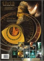 Verso de Prométhée -7a- La théorie du 100e singe