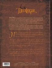 Verso de Le décalogue -4- Le serment
