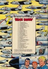 Verso de Buck Danny -2e1980- Les Mystères de Midway