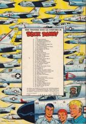 Verso de Buck Danny -13c1980- Un avion n'est pas rentré