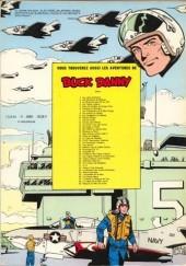 Verso de Buck Danny -17c1977- Buck Danny contre Lady X