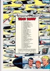 Verso de Buck Danny -37a1980- Le pilote au masque de cuir