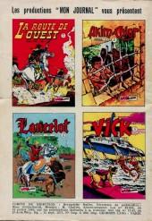 Verso de Akim (1re série) -291- La Cavalerie de la Jungle