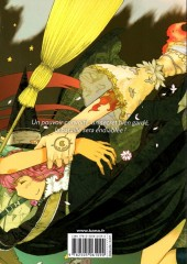 Verso de Witchcraft works -3- Volume 3