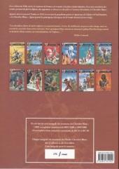 Verso de Le chevalier blanc (BD Must) -HS- Les Funcken, hérauts du journal Tintin