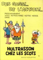 Verso de Hultrasson -1- Fais moi peur viking !