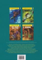 Verso de La patrouille des Castors -INT5- L'intégrale 5 (1971-1975)
