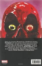 Verso de Deadpool (Marvel Monster Edition) -6- Mercenaire provocateur