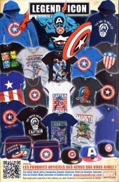 Verso de Iron Man (Marvel France - 2013) -13A- A tombeau ouvert