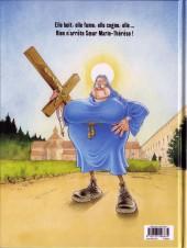 Verso de Sœur Marie-Thérèse -2b2014- Heureux les imbéciles