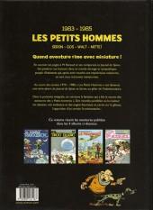 Verso de Les petits hommes -INT06- Intégrale 1983-1985