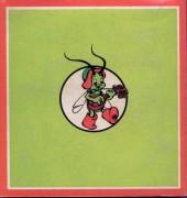 Verso de Hit parade comique (Poche) -10- Sylvio - La secte du trèfle rouge