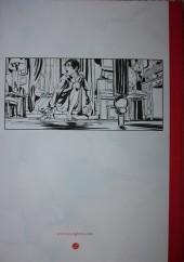 Verso de L'assassin qu'elle mérite -INT TT1a- 1. Art Nouveau / 2. La fin de l'innoncence