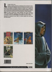 Verso de Les aigles décapitées -3b1990- Les éperons d'or