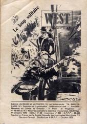 Verso de Archie (Jeunesse et Vacances) -47- Le Retour des Hommes Taupes