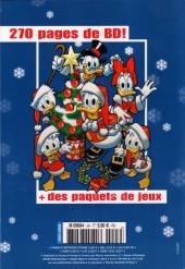Verso de Mickey Parade Géant Hors-série / collector -3HS03- Un Noël à Donaldville