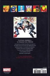 Verso de Marvel Comics - La collection (Hachette) -1041- Captain America - Le Soldat de l'Hiver