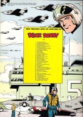 Verso de Buck Danny -17c1976a- Buck Danny contre Lady X