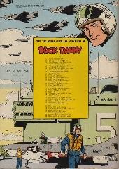 Verso de Buck Danny -1e1975- Les japs attaquent