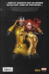 Verso de X-Men : Nous sommes les X-Men