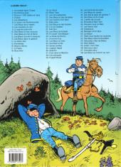 Verso de Les tuniques Bleues -58- Les bleus se mettent au vert