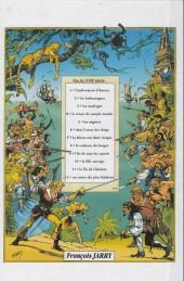 Verso de Les fils de l'aventure -7- Tome 11 et tome 12