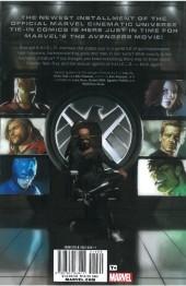 Verso de Marvel's The Avengers Prelude: Fury's Big Week (2012) -INT- Fury's big week