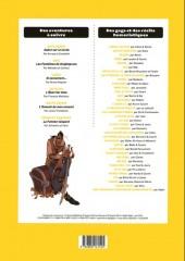 Verso de (Recueil) Spirou (Album du journal) -334- Spirou album du journal