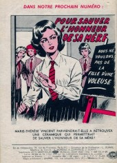 Verso de Frimousse et Frimousse-Capucine -65- Diane l'infirmière