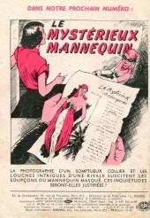 Verso de Frimousse et Frimousse-Capucine -66- Pour sauver l'honneur de sa mère