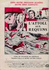 Verso de Frimousse et Frimousse-Capucine -73- Mission secrète à Hanoï