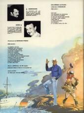 Verso de Bernard Prince -3d1981- La frontière de l'enfer