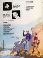 Verso de Bernard Prince -13a1980- Le port des fous