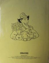 Verso de Inspecteur Gadget (1re série - Greantori) -13- La galerie d'art...