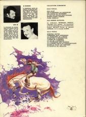 Verso de Comanche -5a1977'- Le désert sans lumière