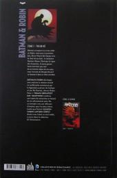 Verso de Batman & Robin -1- Tueur né