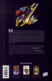 Verso de Mikros Archives -2- Descente aux enfers